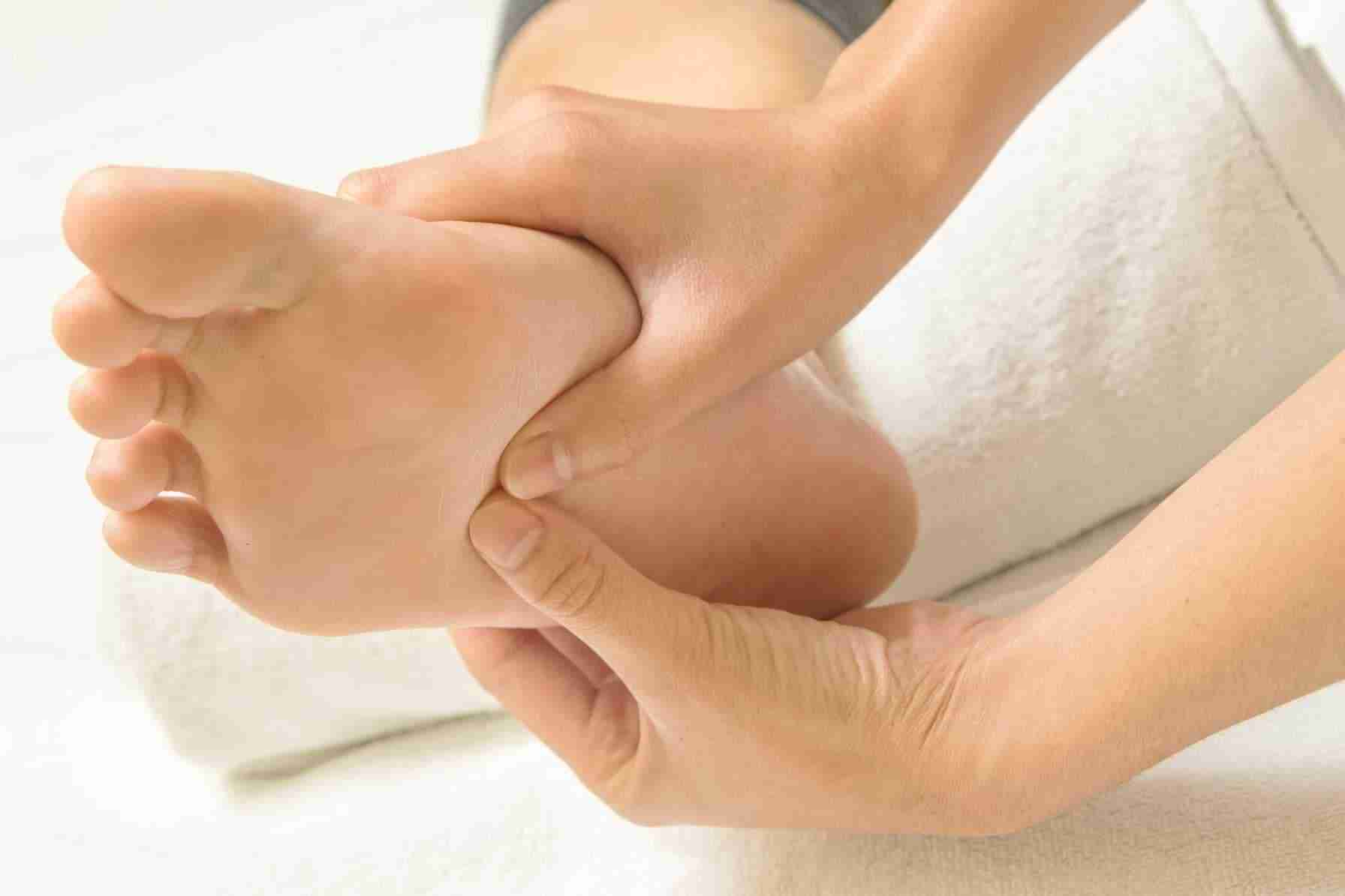 At Pure Relaxology, our foot reflexology focuses on pressure points to release tensions in your body